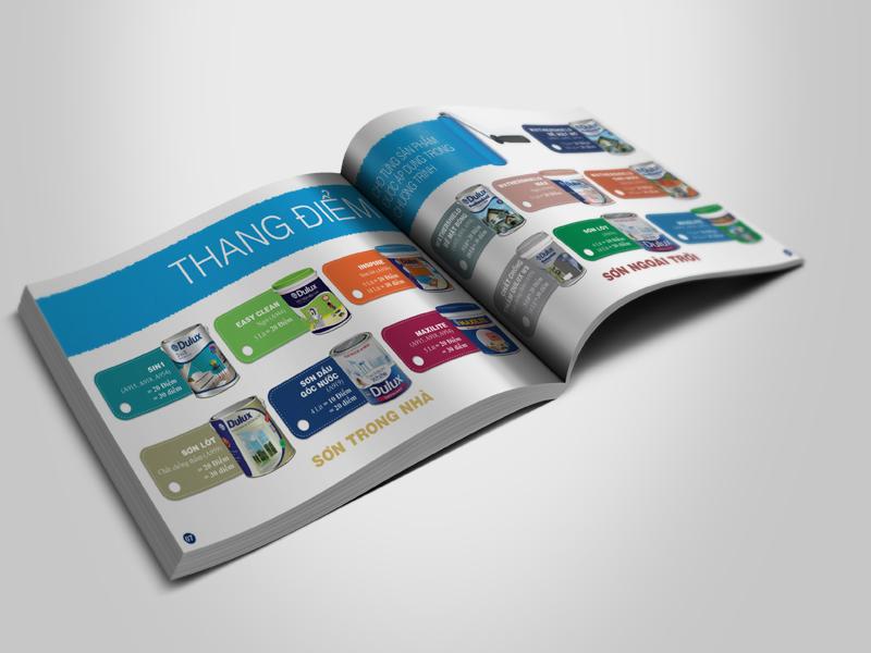 Catalogue được sử dụng rất phổ biến hiện nay