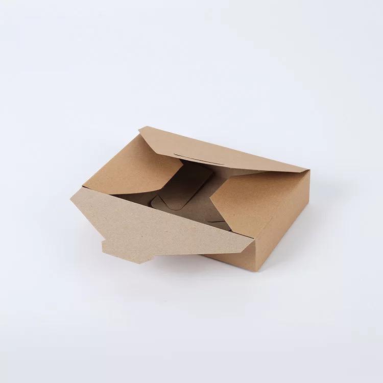 Mẫu in hộp giấy đựng thực phẩm cơ bản nhất