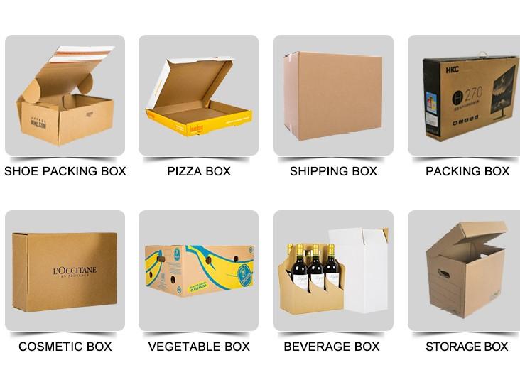 Công dụng của Thùng carton, hộp carton