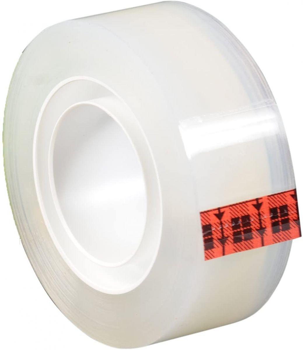 Băng dính 2 mặt trong suốt được sử dụng khi đóng gói hàng hóa