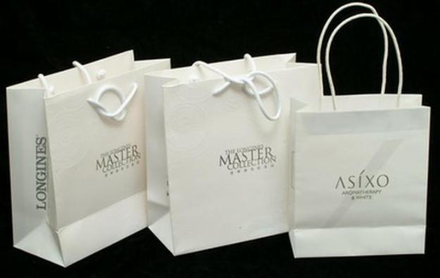 In túi giấy là hình thức quảng bá thương hiệu hiệu quả.