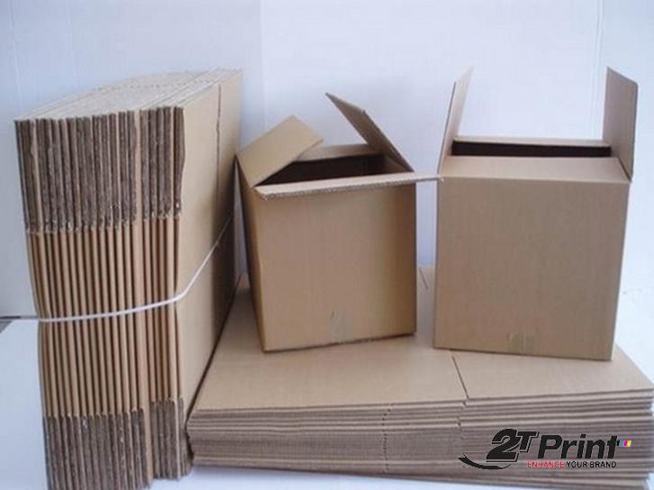 kết cấu sóng giấy làm thùng carton