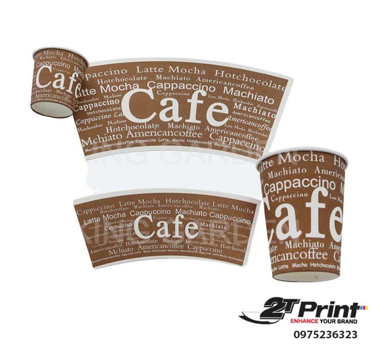 cốc giấy ly giấy cà phê