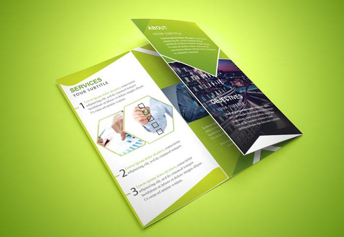 Dịch vụ in brochure đang ngày một phát triển và phổ biến