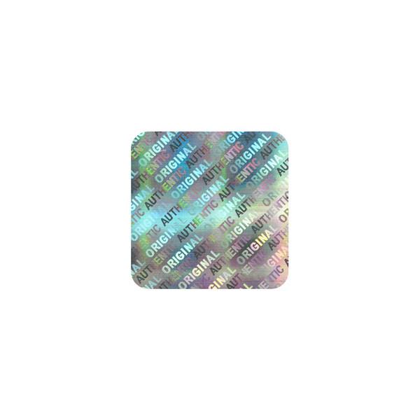 Tem 7 màu hình vuông