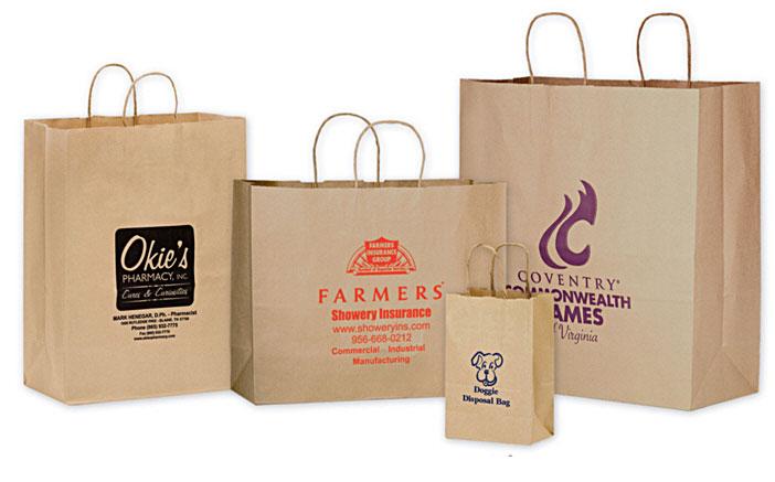 Túi giấy xi măng thường dụng đựng sản phẩm khô