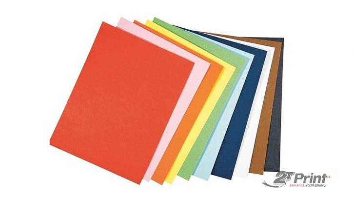 loại giấy bristol