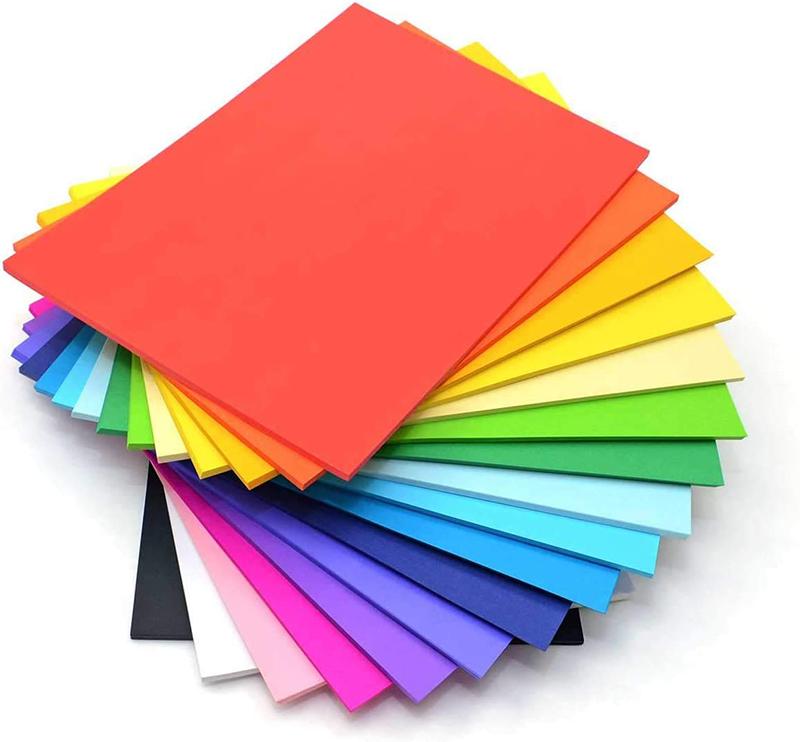 giấy in màu