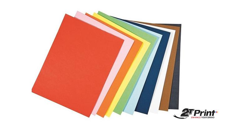 giấy offset bristol