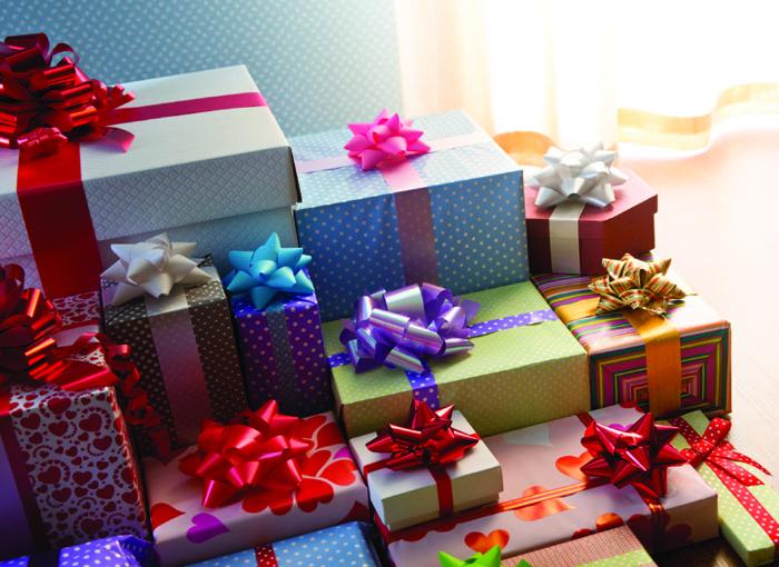 Hộp đựng quà tặng đang rất phổ biến hiện nay