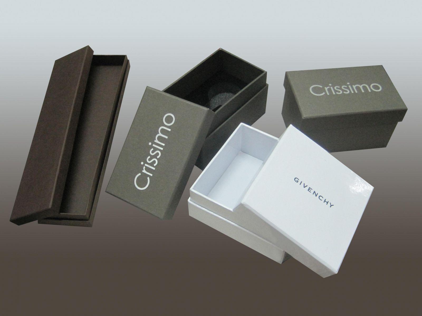 Các mẫu hộp cao cấp giúp làm tăng giá trị thương hiệu