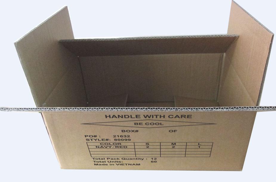 Thùng carton đựng đồ gia dụng tại 2T