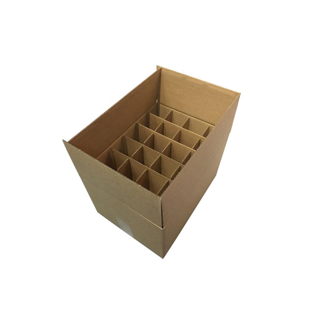 Thùng carton đựng nước suối 2T thực hiện