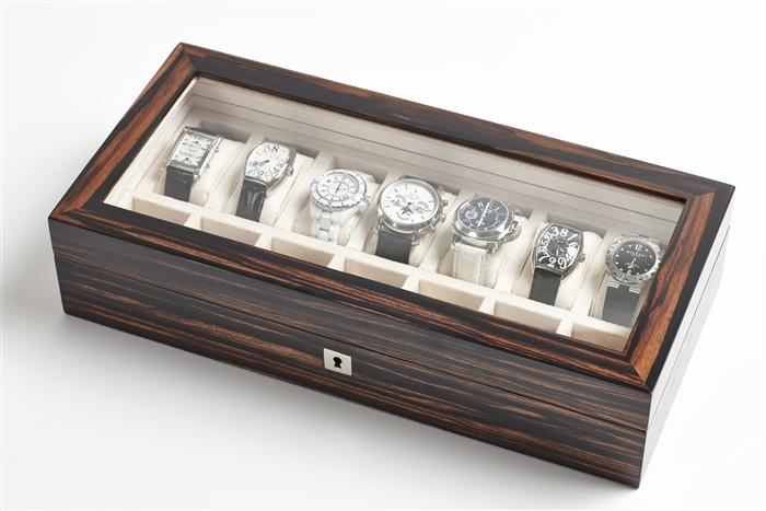Hộp đựng đồng hồ bằng gỗ sang trọng