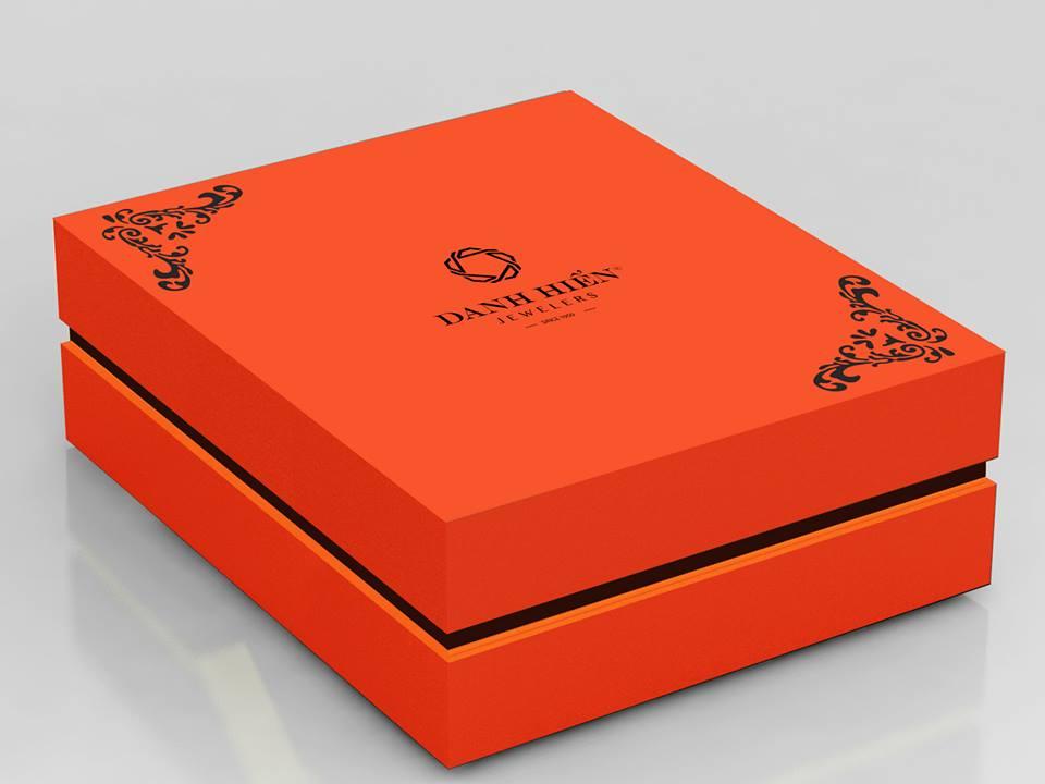 Hộp quà đựng tặng mang lại cảm giác lịch sự cho món quà