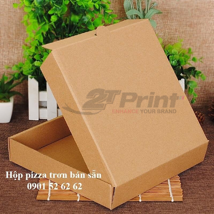 hộp giấy đưng thức ăn có nắp