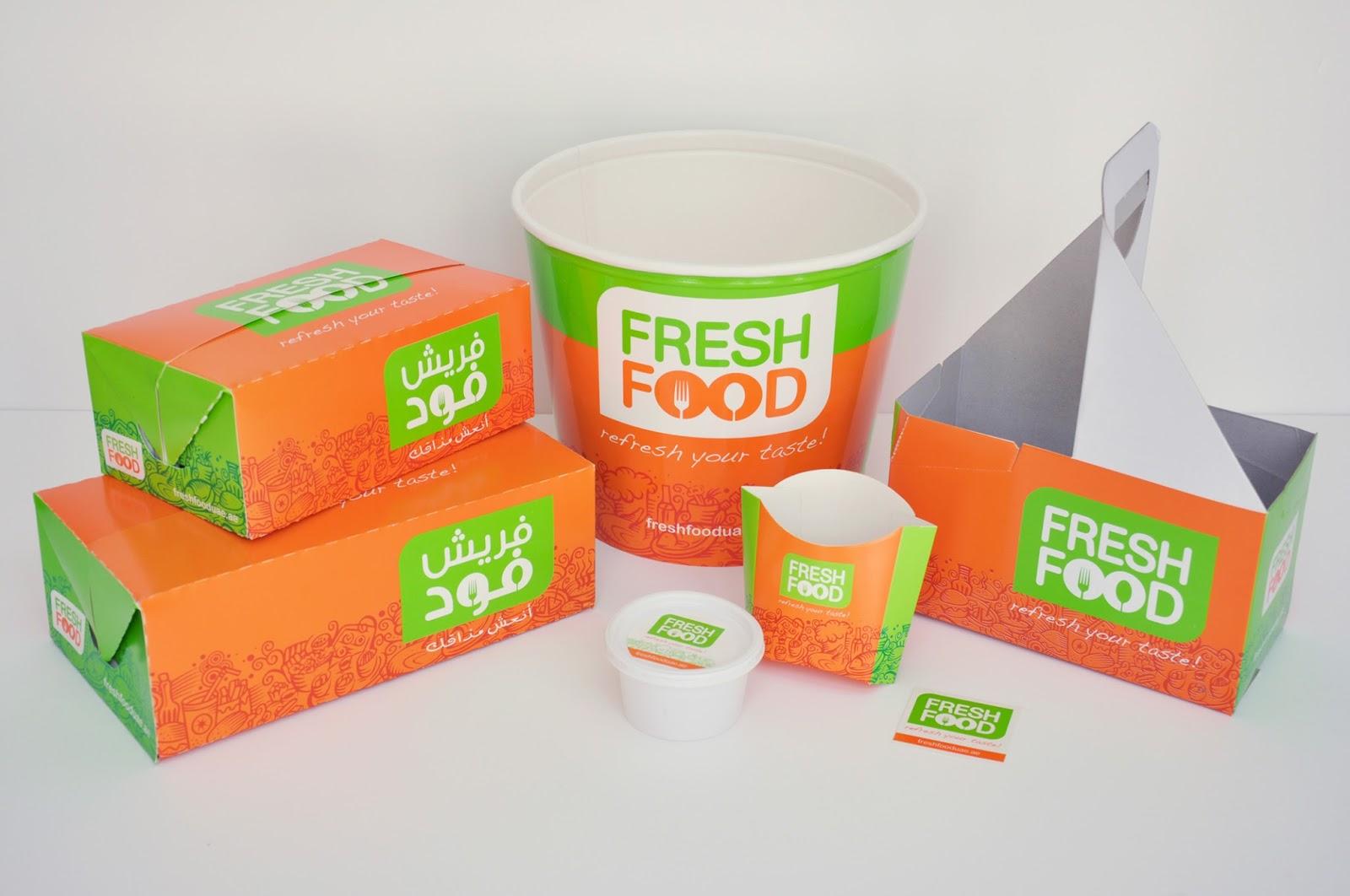 Hộp giấy đựng thức ăn phải đảm bảo an toàn.