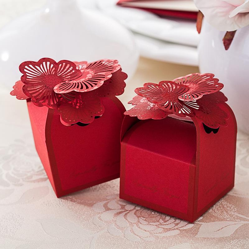 Hộp quà cưới cách điệu mang lại sự mới lạ