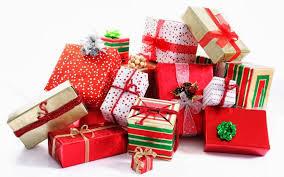 Hộp quà hình ông già Noel