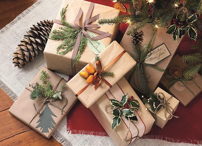 Hộp quà Noel đẹp