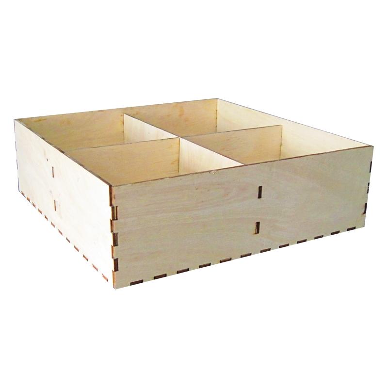 Hộp quà bằng gỗ có thiết kế độc đáo sẽ giúp thu hút  khách hàng hiệu quả.