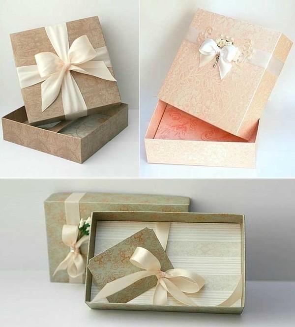 Món quà được gói bọc cẩn thận thể hiện sự chân thành của người tặng quà