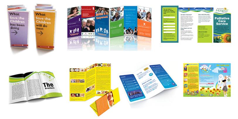 Brochure đảm bảo đầy đủ thông tin, thiết kế đẹp mắt, sử dụng hình ảnh đẹp