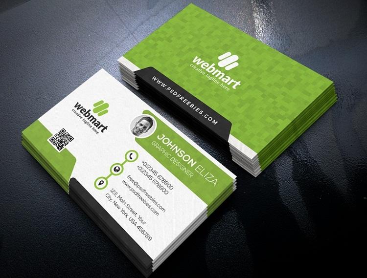 In card visit có mã QR chuyên nghiệp đẳng cấp