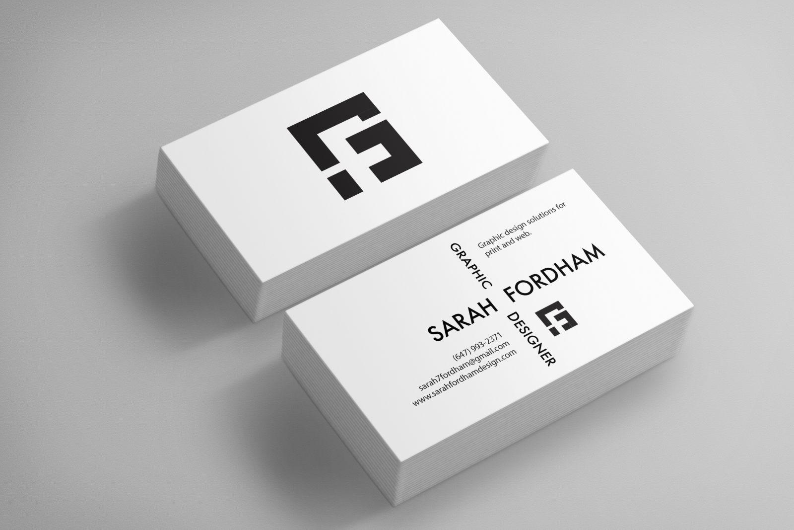 Mẫu in card visit giấy mỹ thuật của Xưởng in 2T