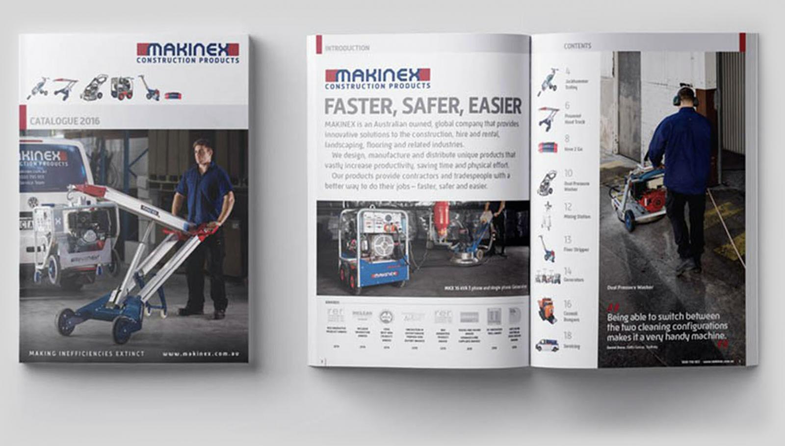 Mẫu catalog đẹp cho công ty xây dựng