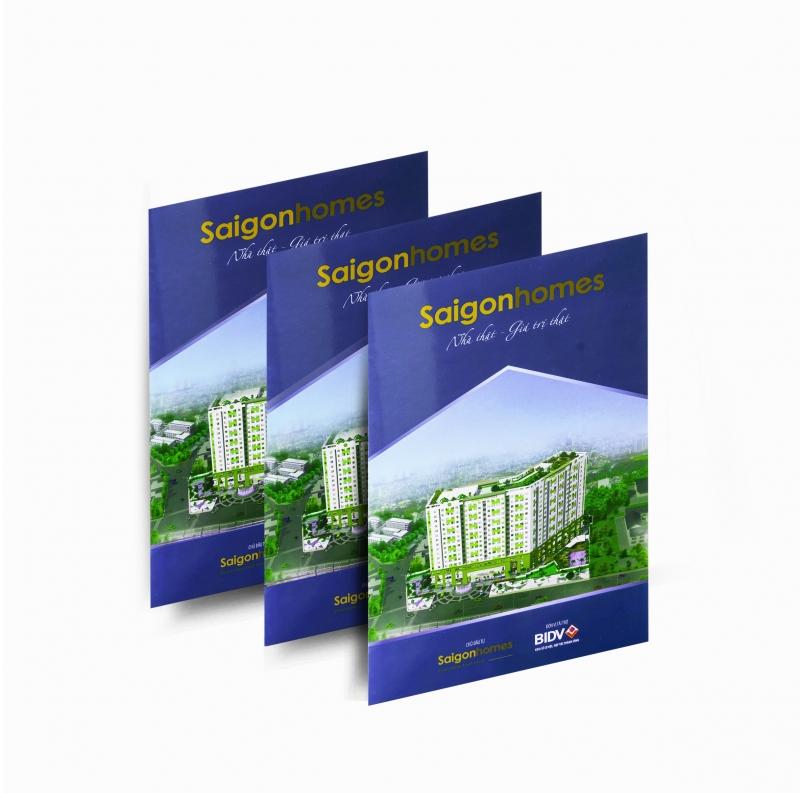 Catalogue là một sản phẩm phục vụ tốt cho quá trình truyền thông
