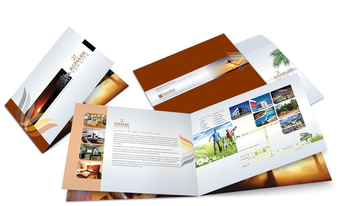 Lưu ý khi in catalog và brochure số lượng ít