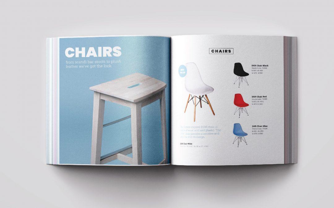 Thiết kế khoa học rất quan trọng với catalogue