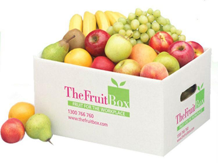 lưu ý In thùng carton đựng hoa quả