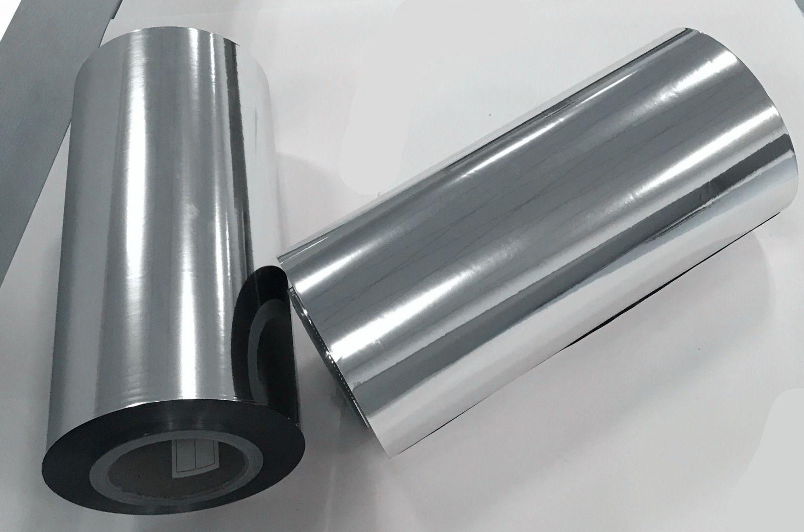 các loại màng metallized hộp giấy