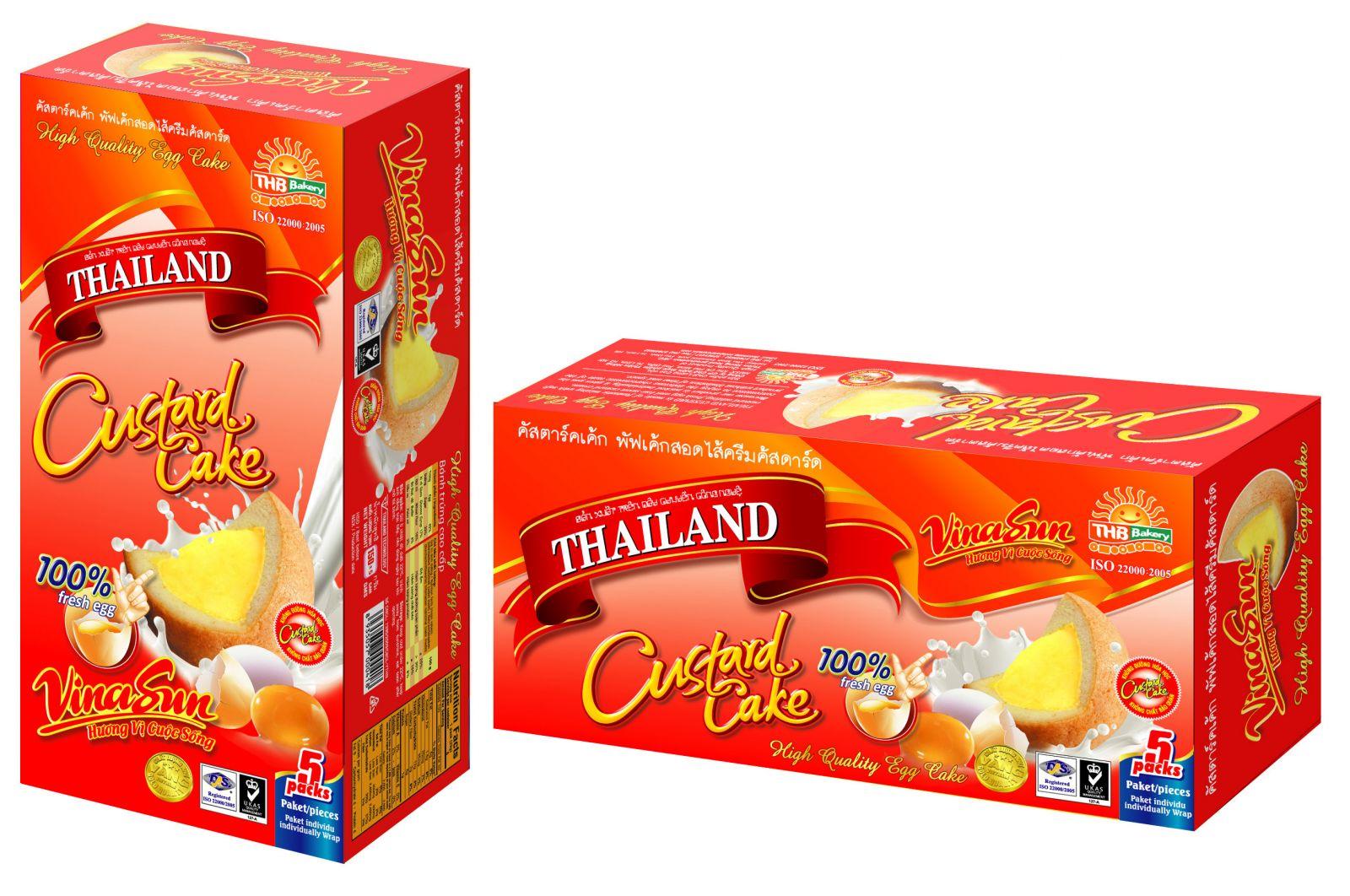 Vỏ hộp bánh kẹo đẹp giúp thúc đẩy doanh số bán hàng
