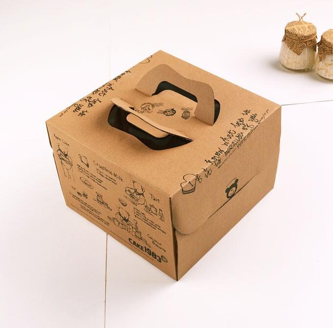 Vỏ hộp giấy đựng cốc đẹp