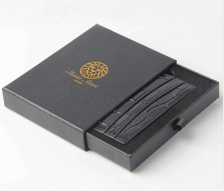 In hộp giấy đựng ví cho doanh nghiệp