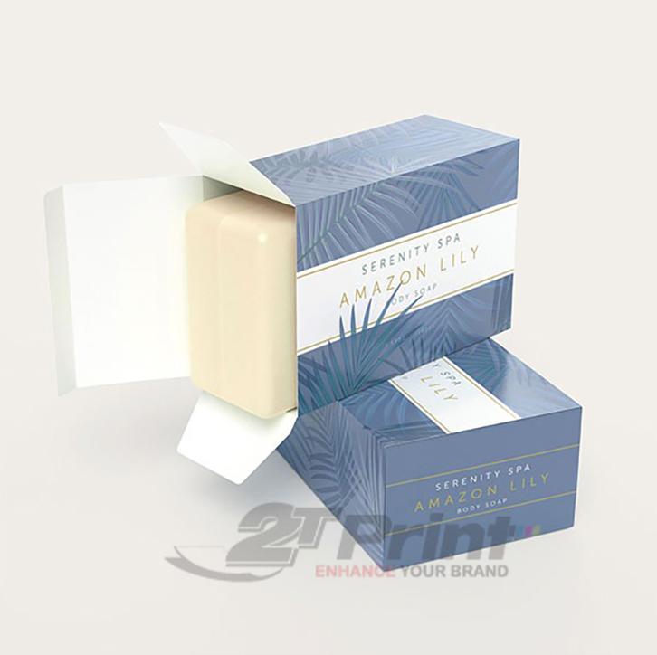 in hộp giấy đựng xà phòng Ivory
