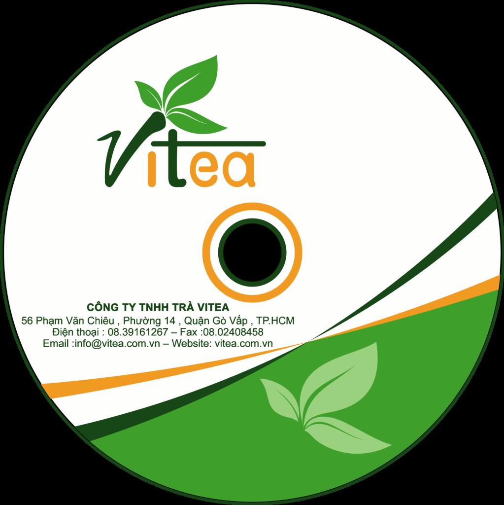 Nhãn đĩa CD là một phần rất quan trọng trong việc nhận diện thương hiệu