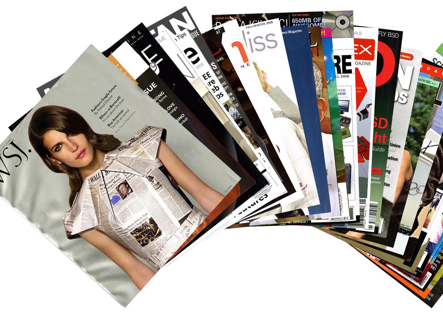 In sách, tạp chí, tập san cho các doanh nghiệp trong khu vực