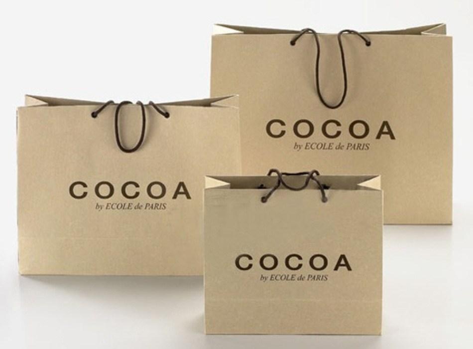 Túi giấy cho shop thời trang