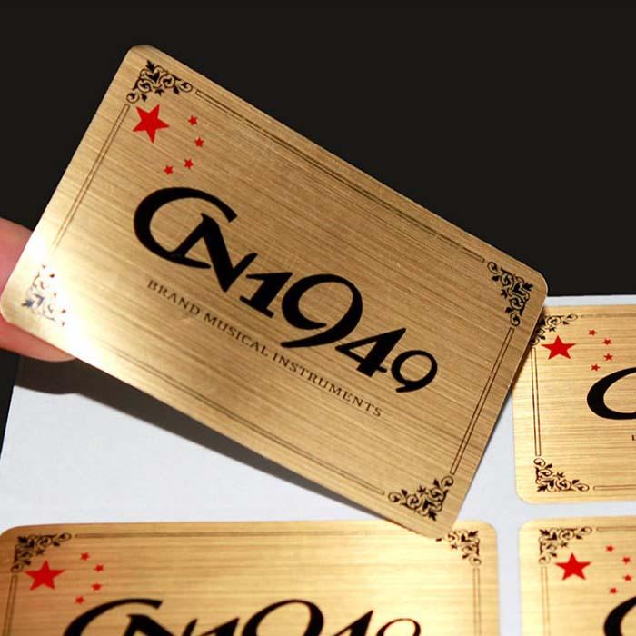 Tem giấy vàng được nhiều doanh nghiệp lựa chọn