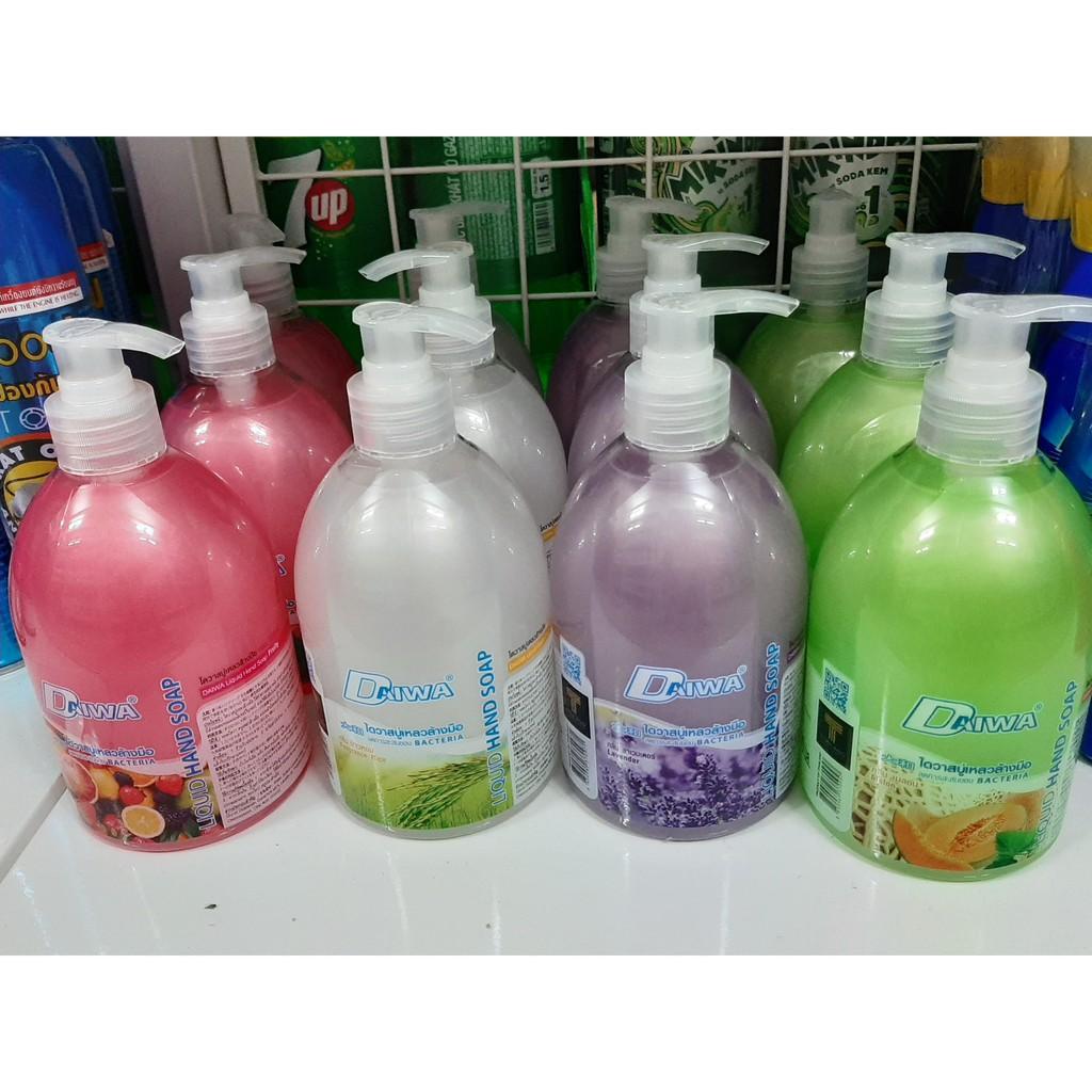 Tem nhãn nước rửa tay được thiết kế chuyên nghiệp sẽ mang lại ấn tượng tốt đối với khách hàng