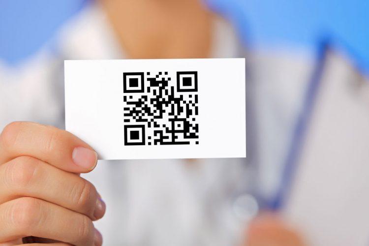 Tem truy xuất nguồn gốc cho các công ty dược phẩm vuông