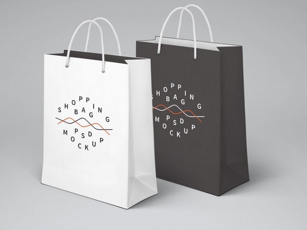 Túi giấy đựng mỹ phẩm trang nhã