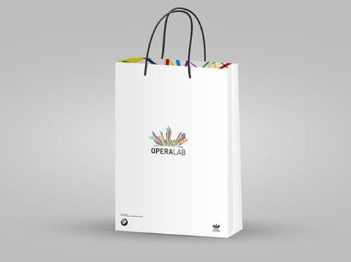 Túi giấy in logo doanh nghiệp