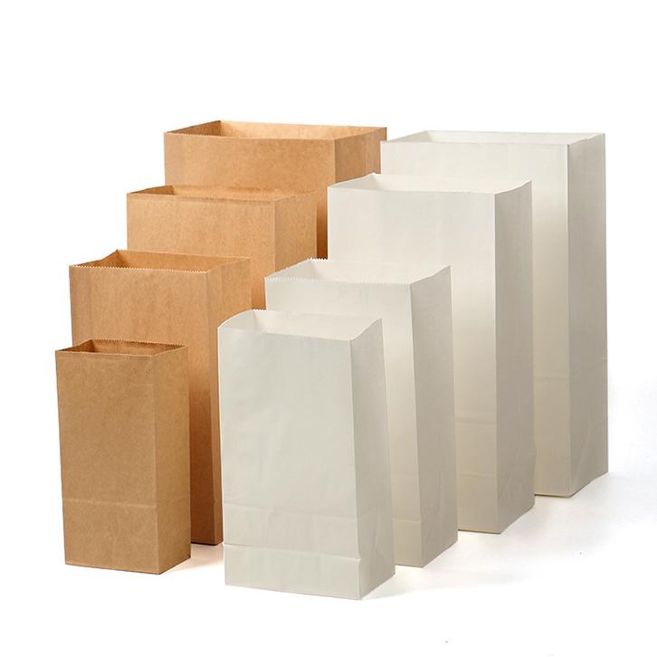 mẫu in túi giấy đựng banh mì que