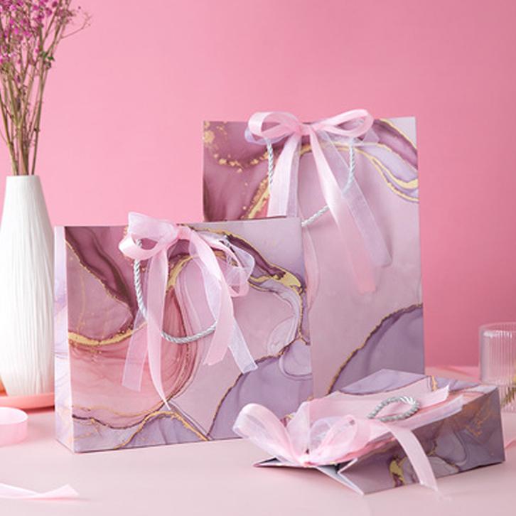mẫu in túi giấy đựng mỹ phẩm đẹp