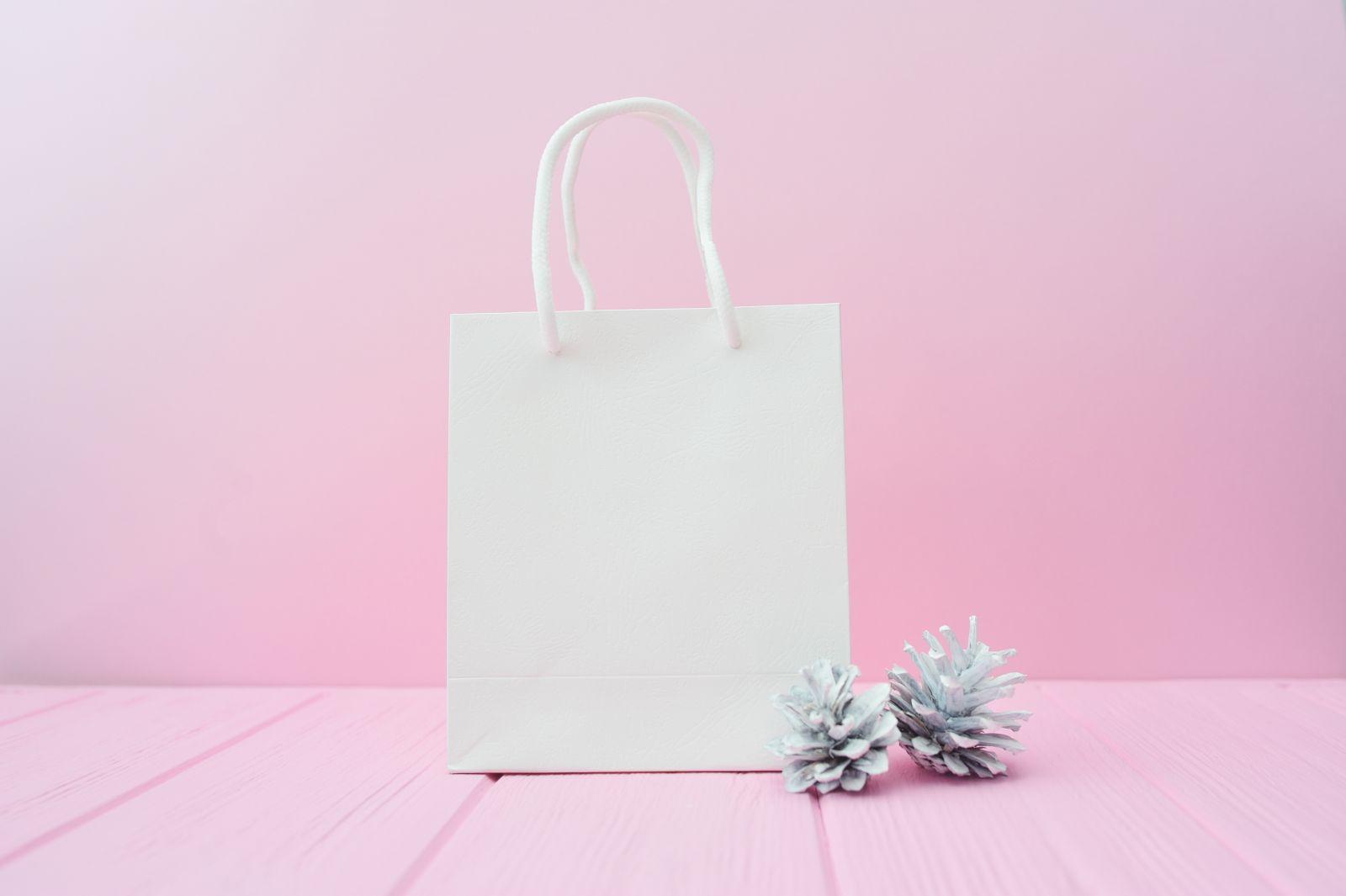 Mua túi giấy kraft trắng số lượng ít ở Xưởng in 2T